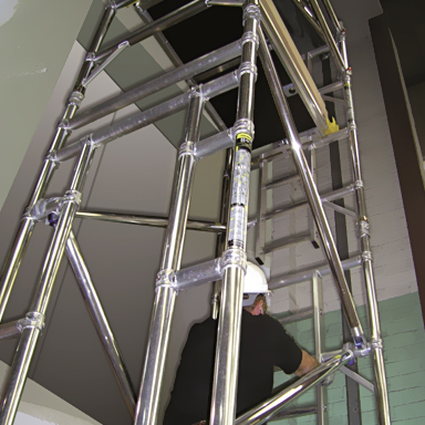 Boss Confined Space / Lift Shaft Towers