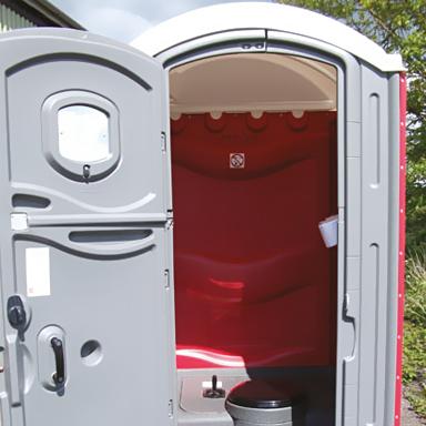 Standard Portable Toilet