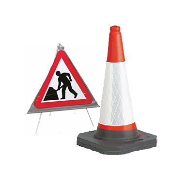 Road Signs & Cones / Stop/Go Boards