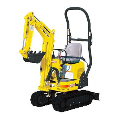 1 Tonne Mini Excavator