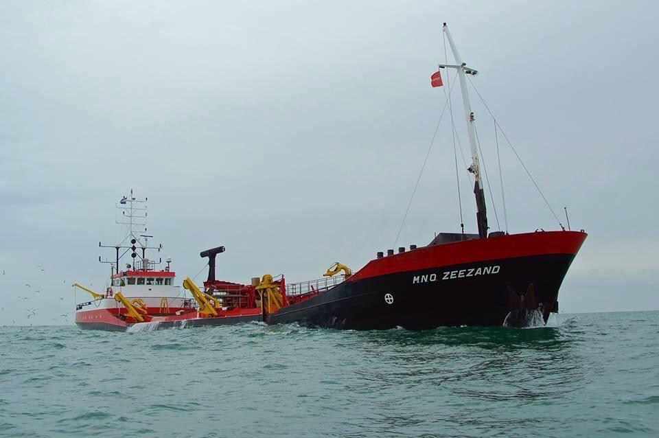 Vacature, zeeschip, MNO, Pijpoperator, Able Seamen, werkenbijSpaansen