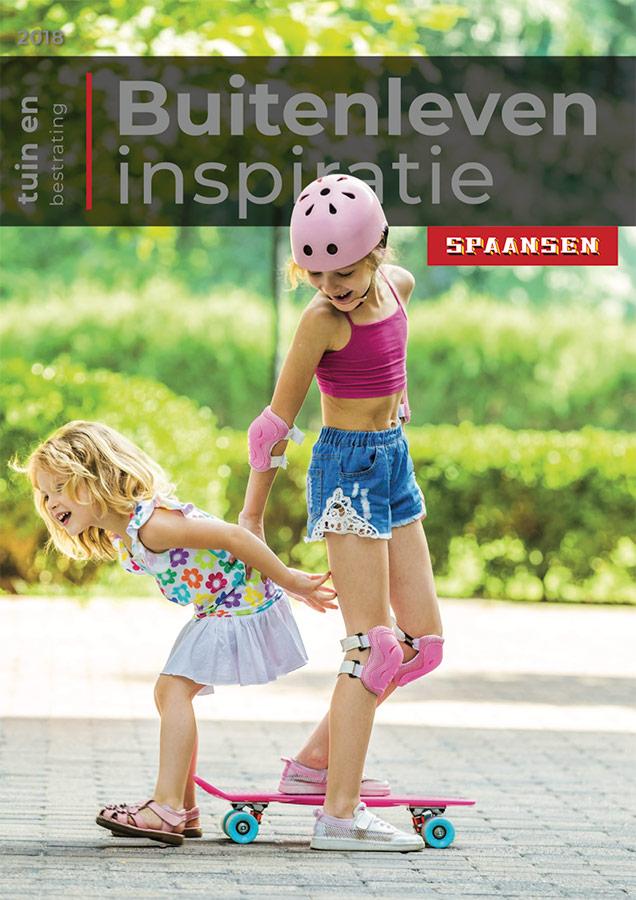 Spaansen Tuin en Bestrating - Brochure Inspiratie buitenleven