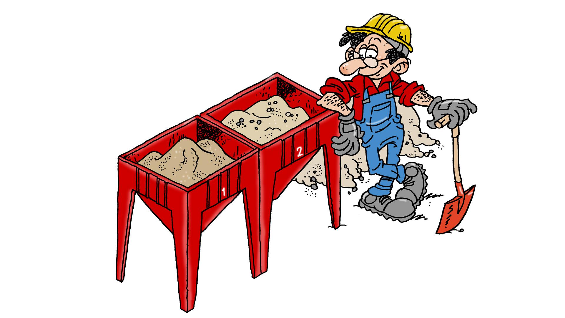 Vacature, Terreinmedewerker, Harlingen, Industriezand en - grind, schepen,