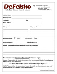 Service Form thumbnail