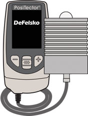 PosiTector 6000 FLS3 Probe illustration