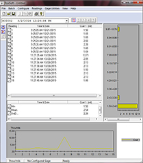 Posisoft software for positector 200 by defelsko | farwest.