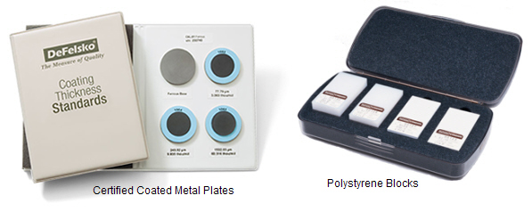 Certified Coated Metal Plates & Polystyrene Blocks