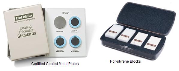 Certified Coated Metal Plates & Polystyrene Blocks