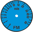 illustration of PosiTest FM scale