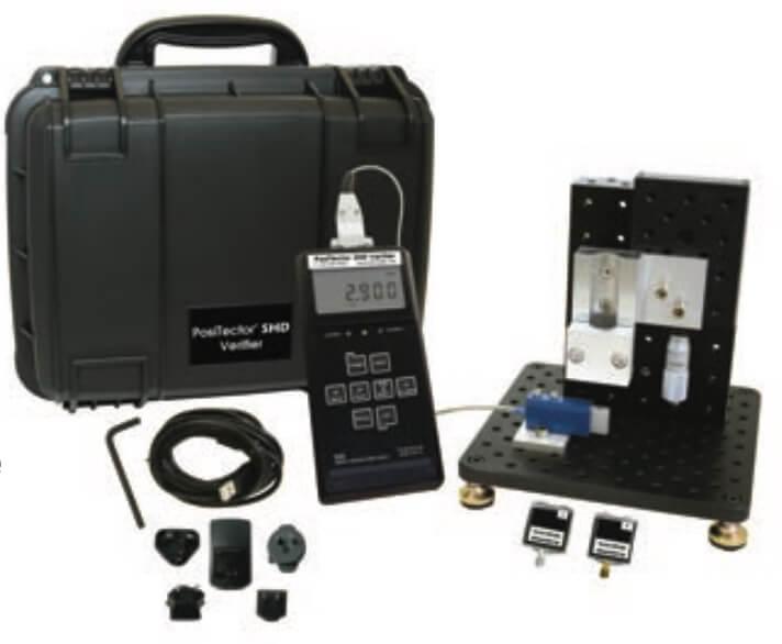 PosiTector SHD-V complete kit