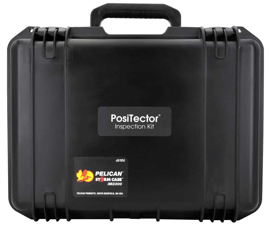 Front facing image of large Pelican Case