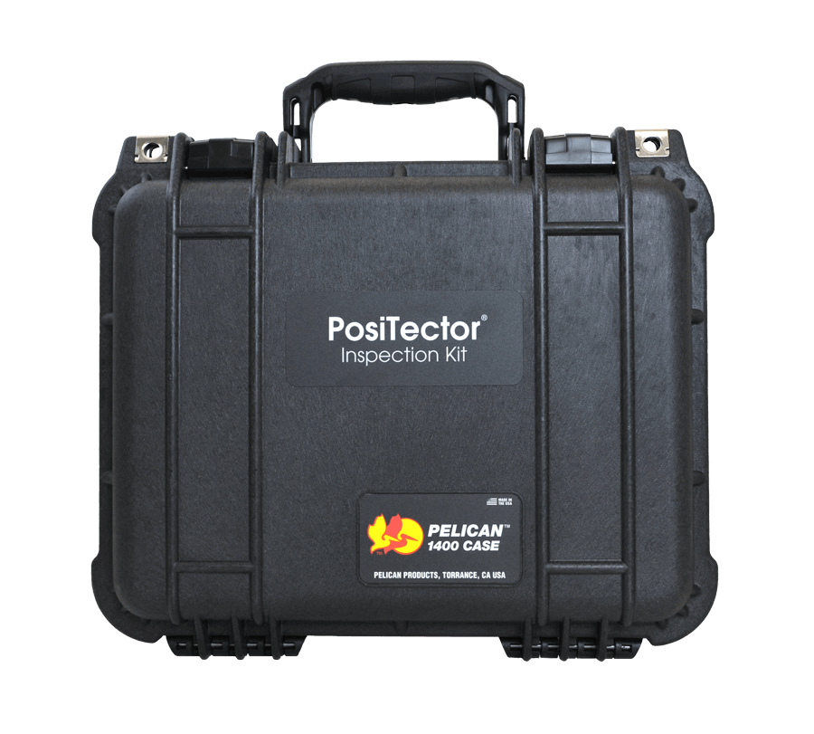 Front facing image of small Pelican Case