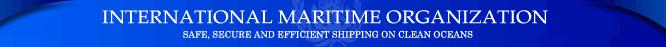IMO (International Maritime Organization) banner image