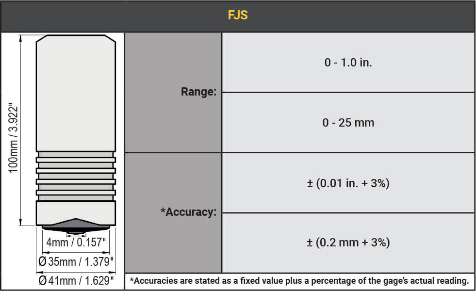 FLS specifications