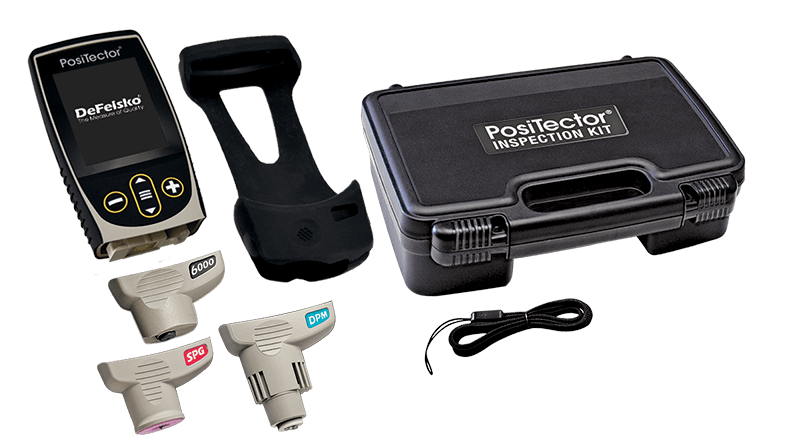 Image of the PosiTector Inspection Kit