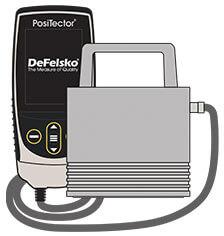 PosiTector 6000 FNGS1 Probe illustration