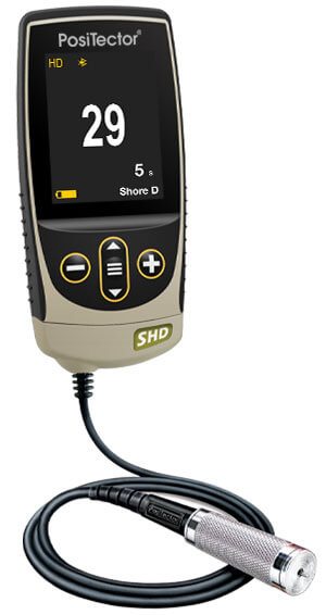 PosiTector SHD D3 probe