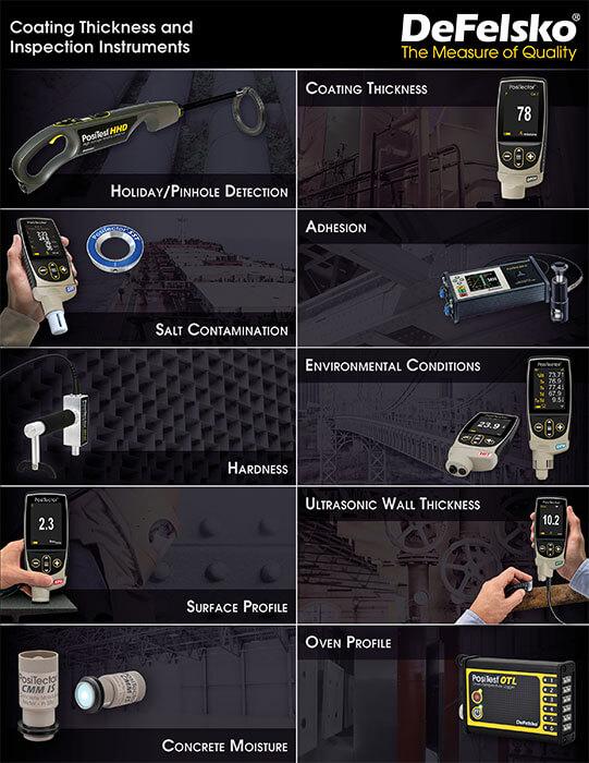 DeFelsko Product Overview Catalog
