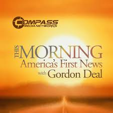 This Morning America's First News with Gordon Deal Logo