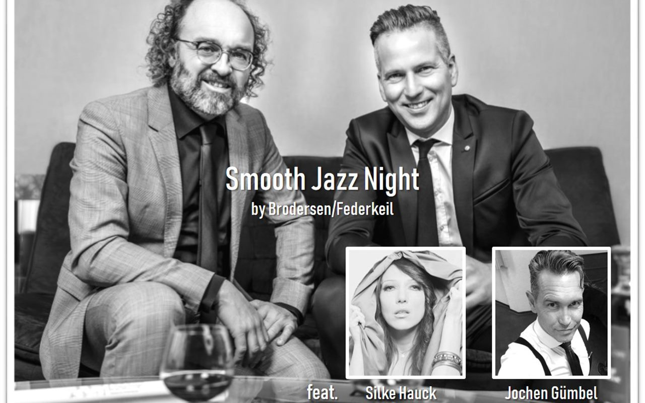 SMOOTH JAZZ NIGHT by Brodersen & Federkeil