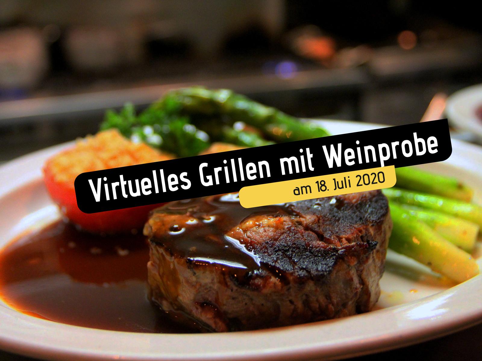 Erstes virtuelles Kandeler Grillfest — unser Wein ist mit dabei!