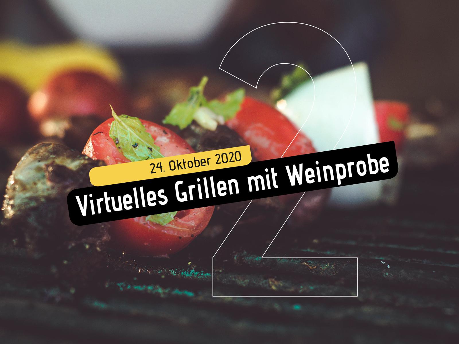 Zweites virtuelles Kandeler Grillfest — unser Wein ist wieder mit dabei!