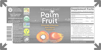 Thumbnail of full-size Palm Fruit label