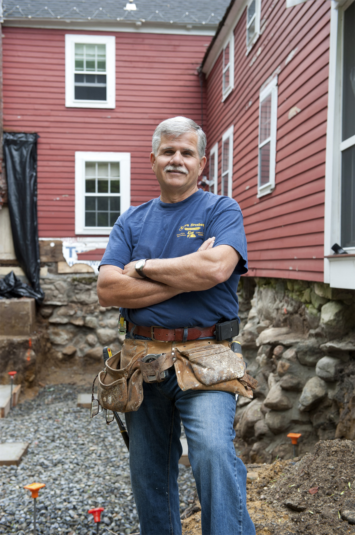 Tom Silva T-shirt from This Old House $1.95 online deal