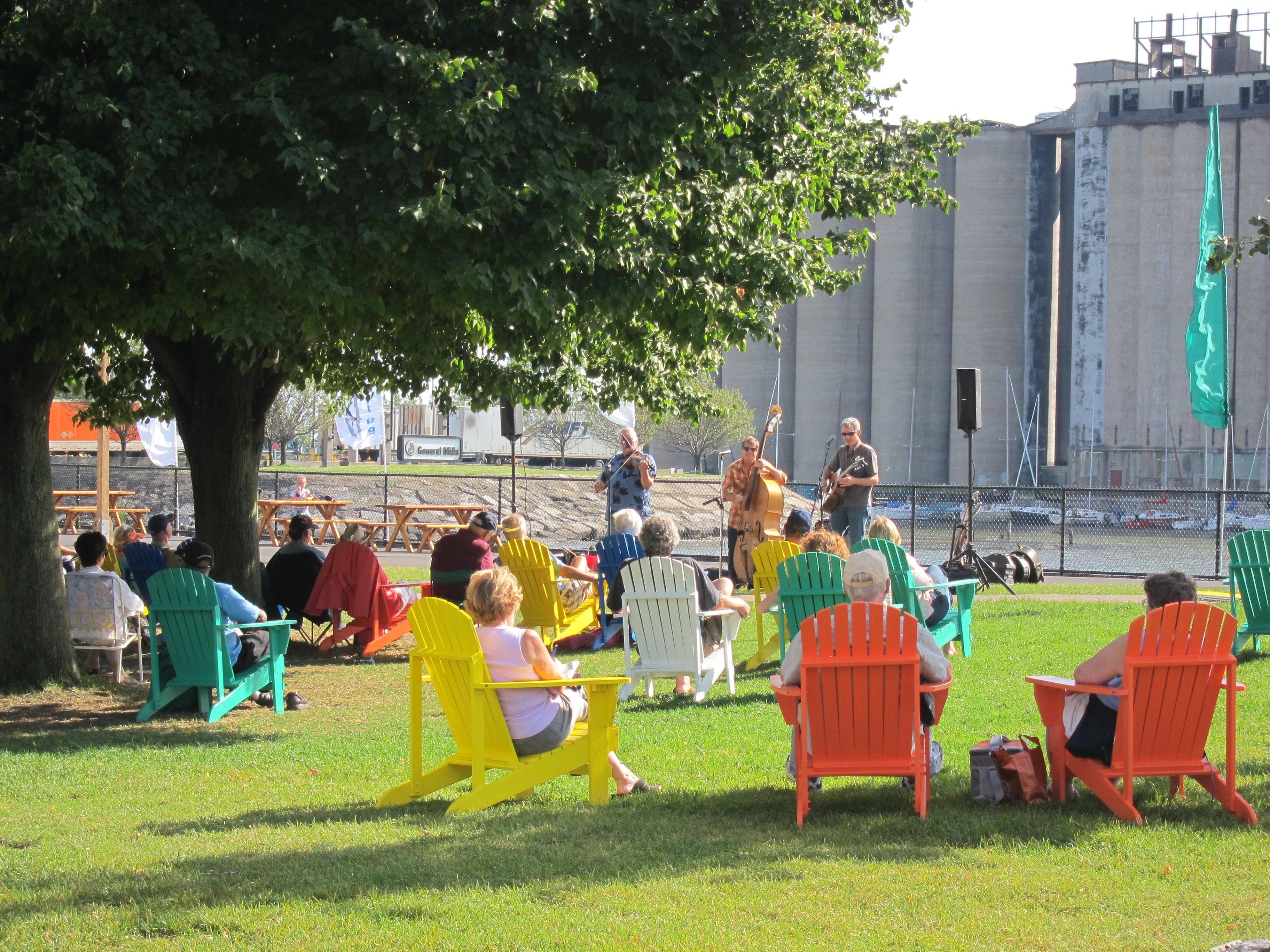 Buffalo Waterfront LQC Interventions