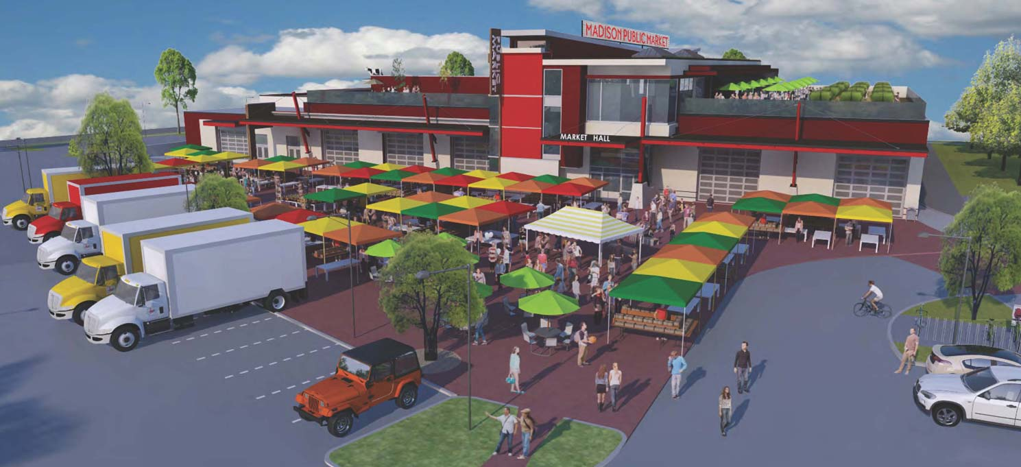 Business Plan for Madison's Public Market