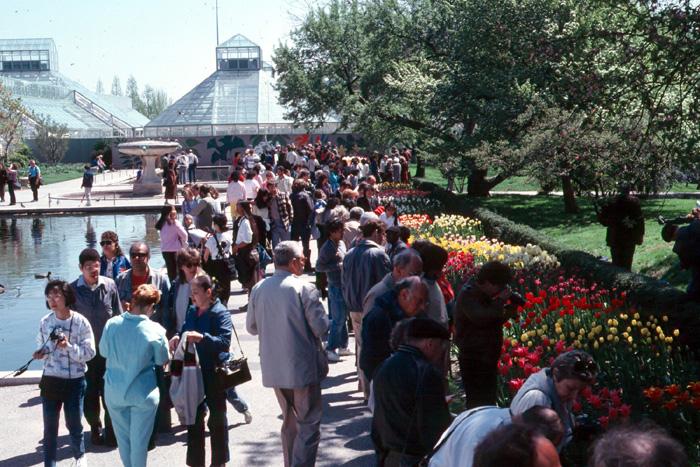 Brooklyn Botanical Garden Member Events Garden Ftempo