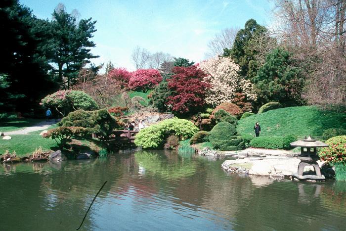 Brooklyn Botanic Garden | Parks