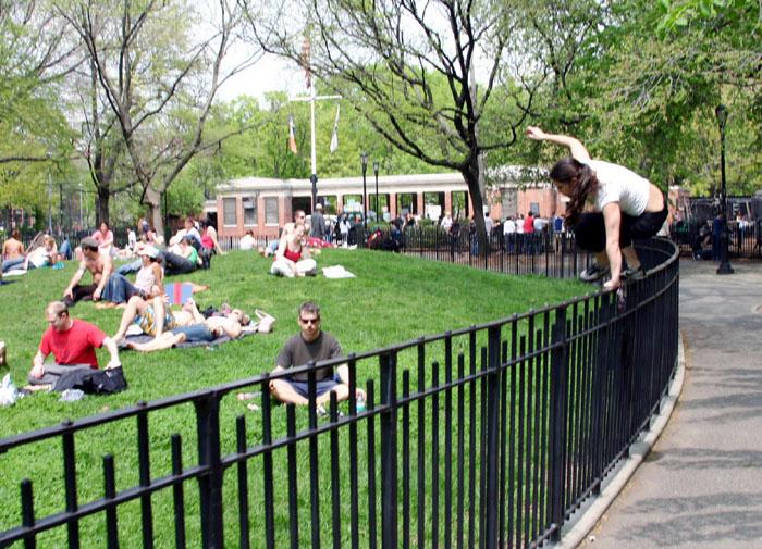 East Village, Tompkins Square Park