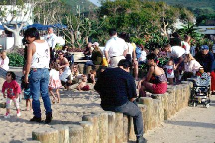 Main Beach Park and Heisler Park
