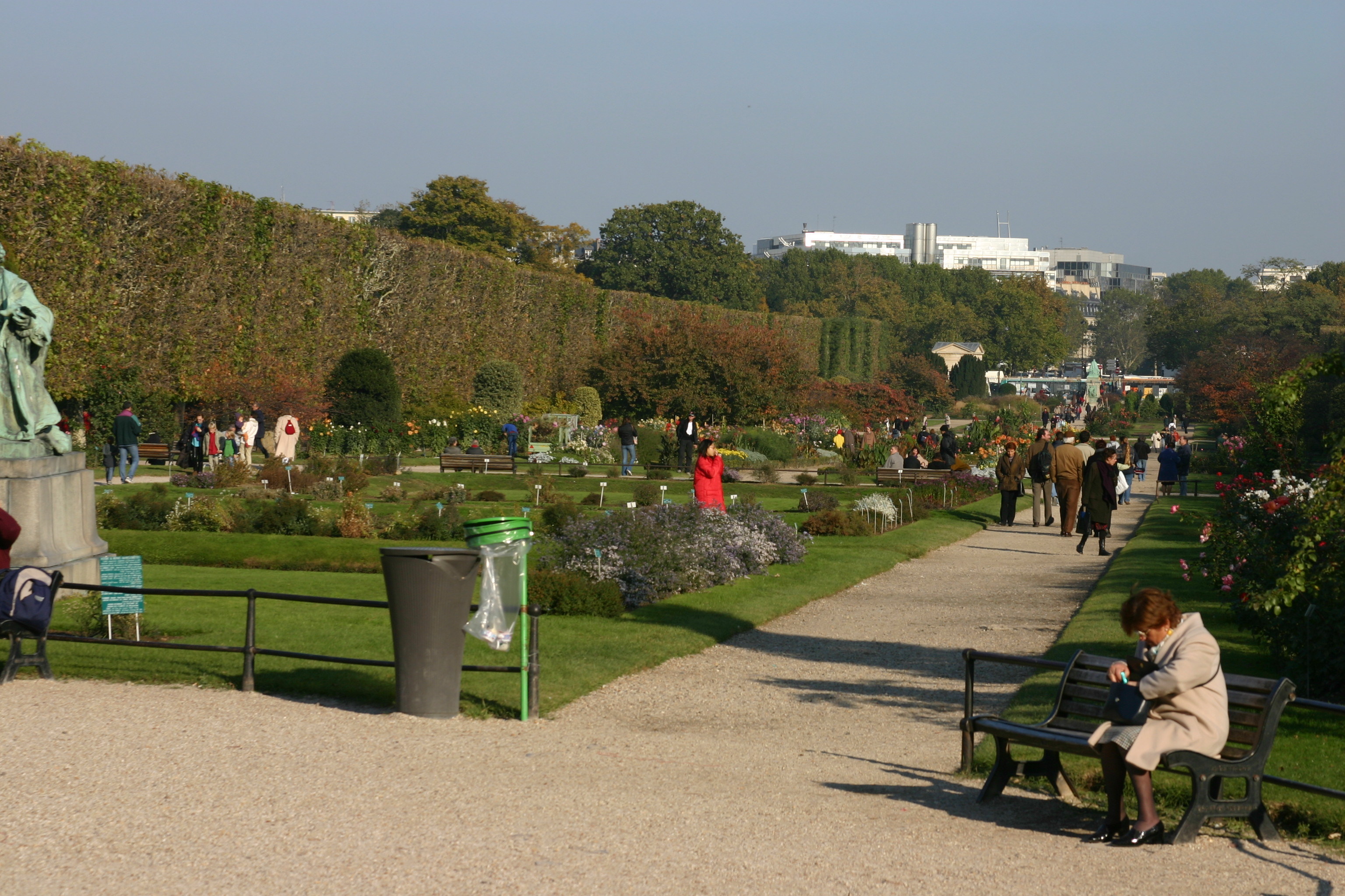 Jardin des Plantes   Parks