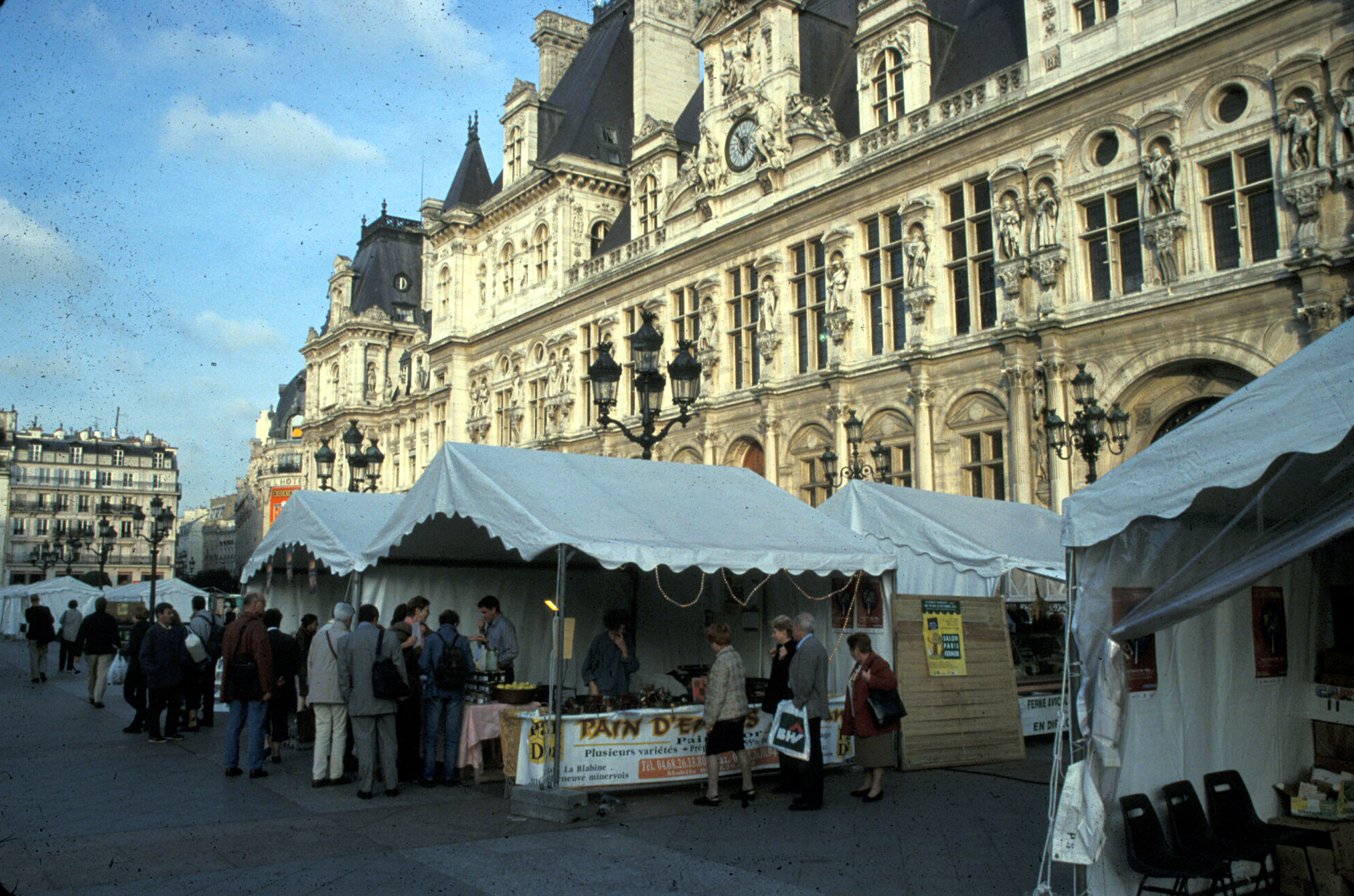 Hotel de Ville (City Hall)