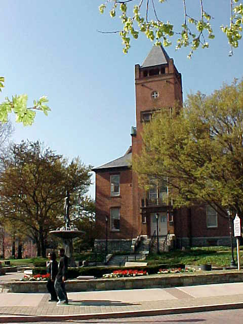 Courthouse Square Park