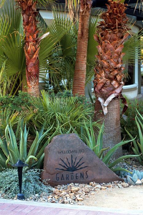 Gardens on El Paseo |