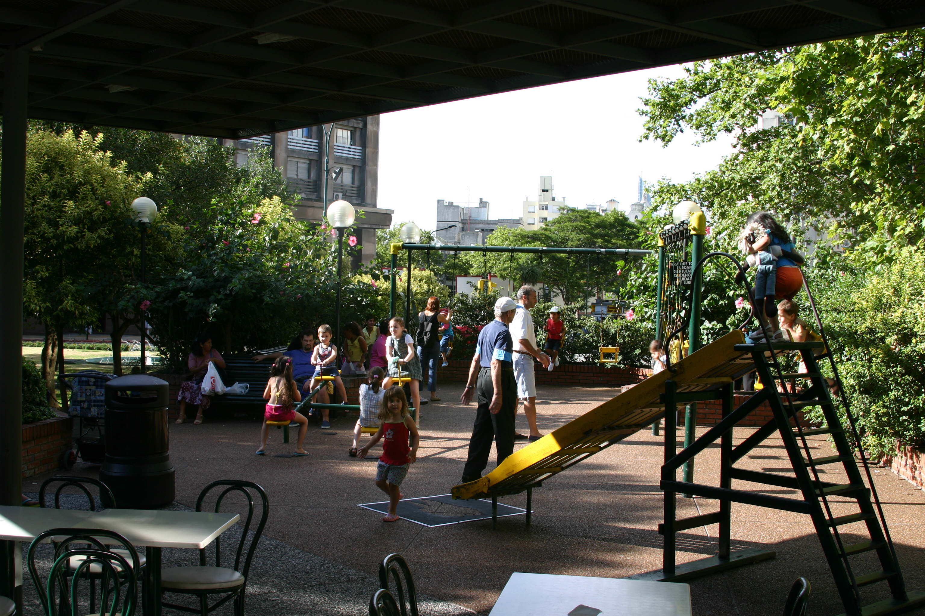 Plaza de Entrevero
