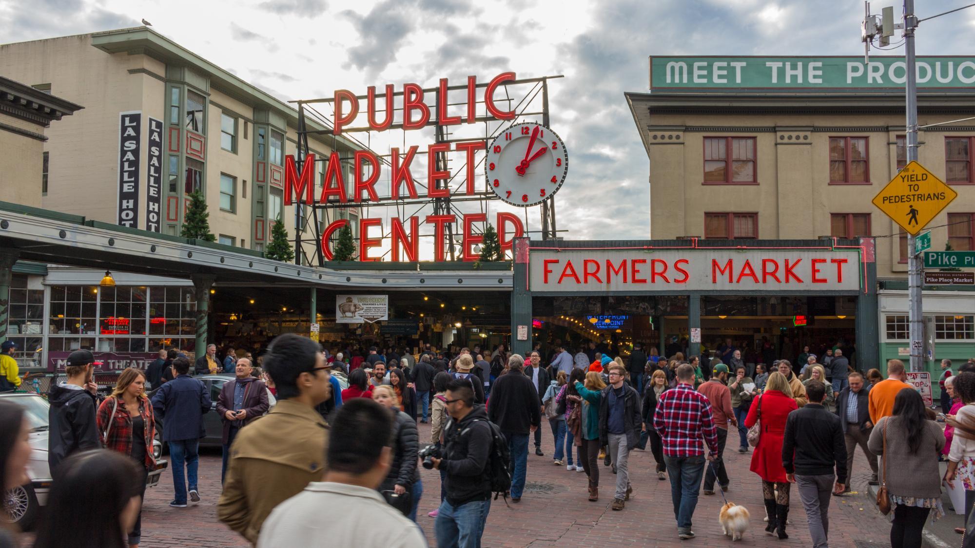 Khám phá các địa điểm du lịch nổi tiếng tại Seattle - Mỹ - 228838
