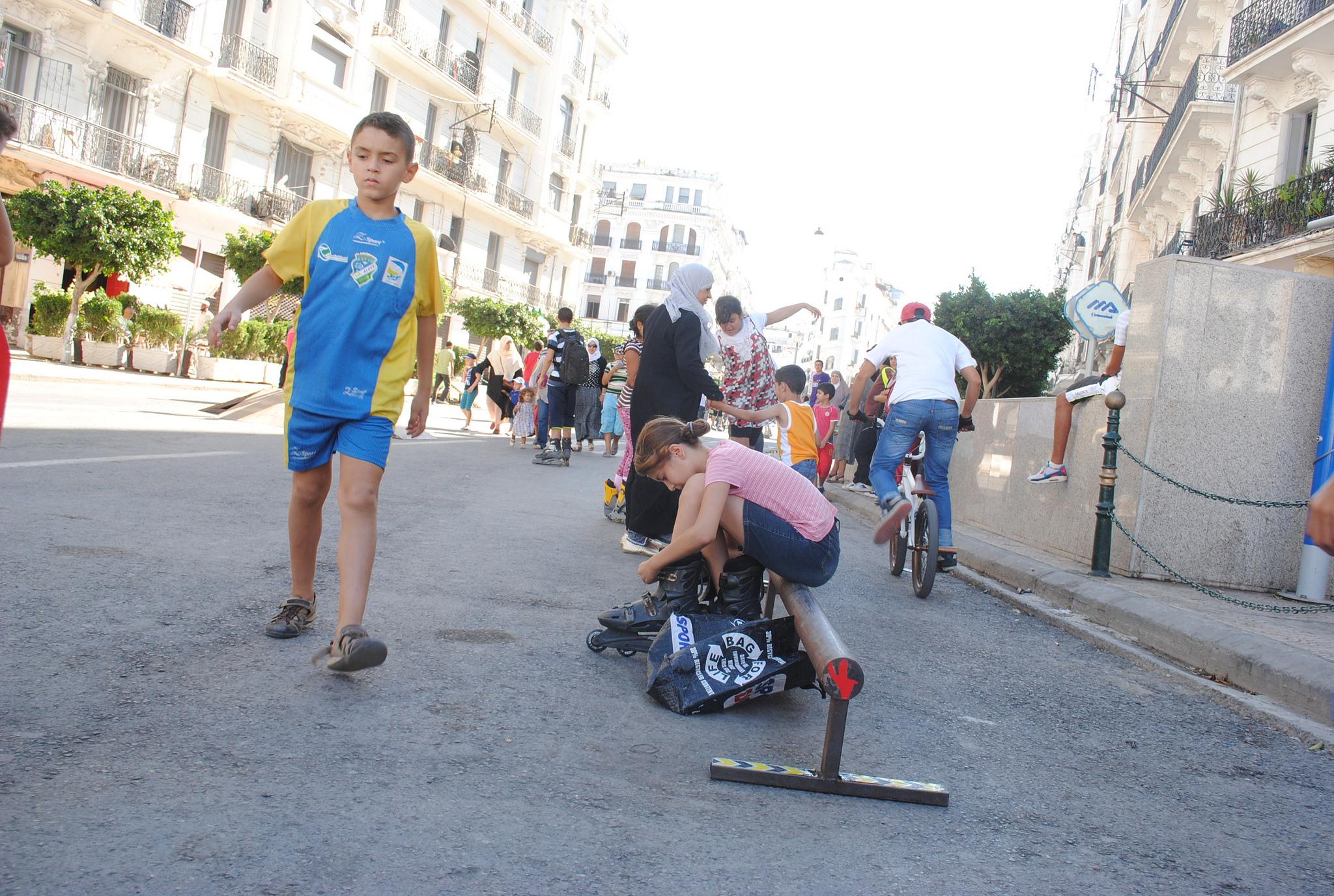 Rue Didouche Mourad