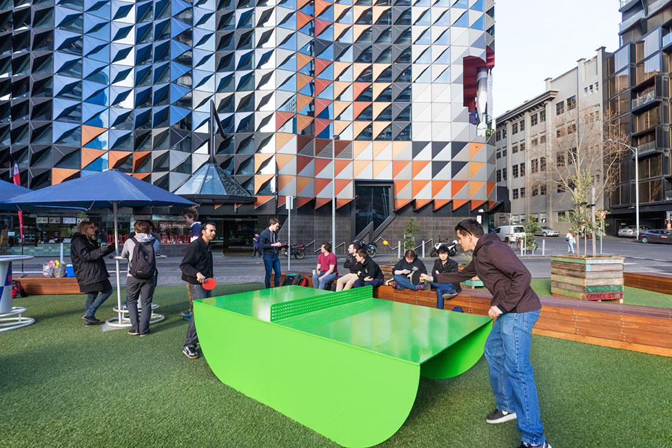 A'beckett Urban Square