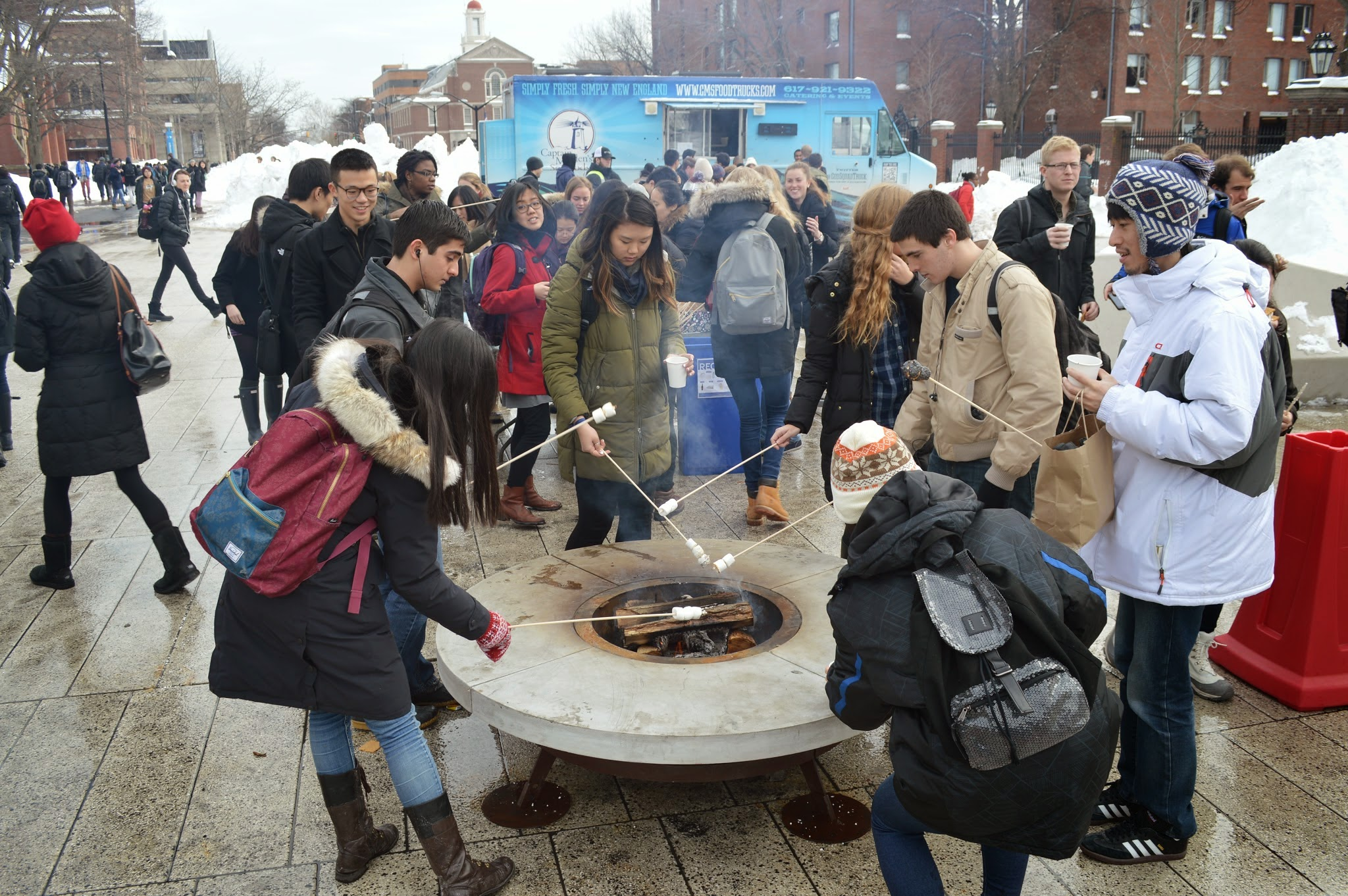 Harvard Common Spaces