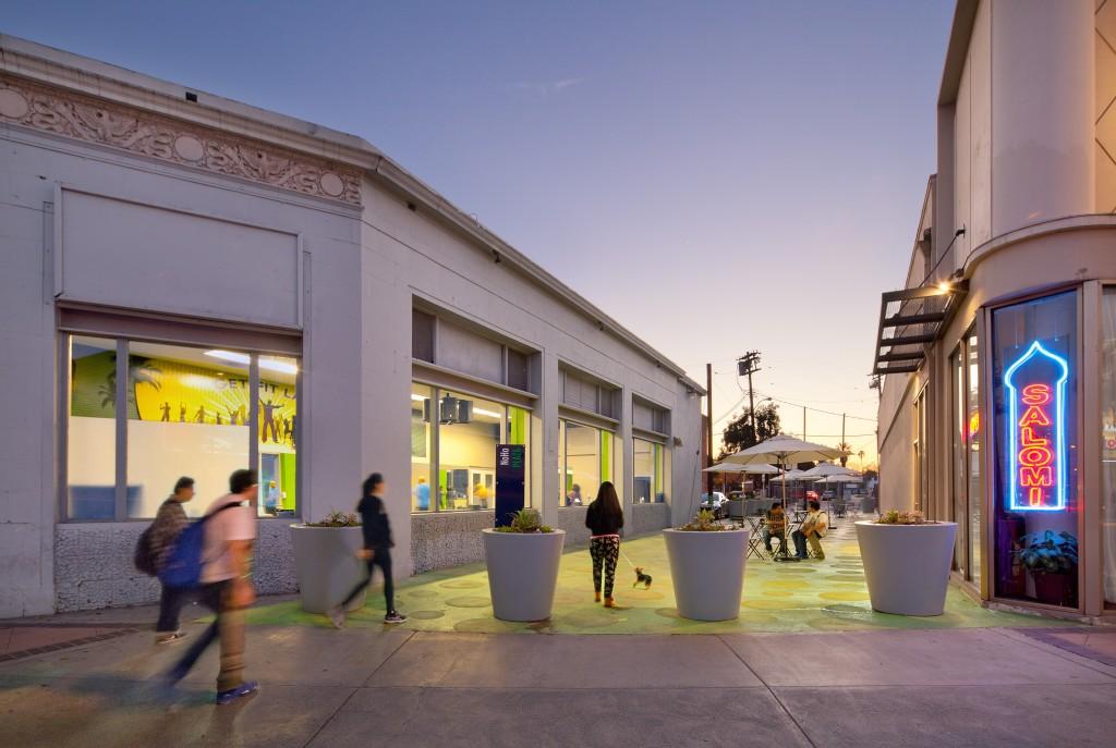NoHo Plaza