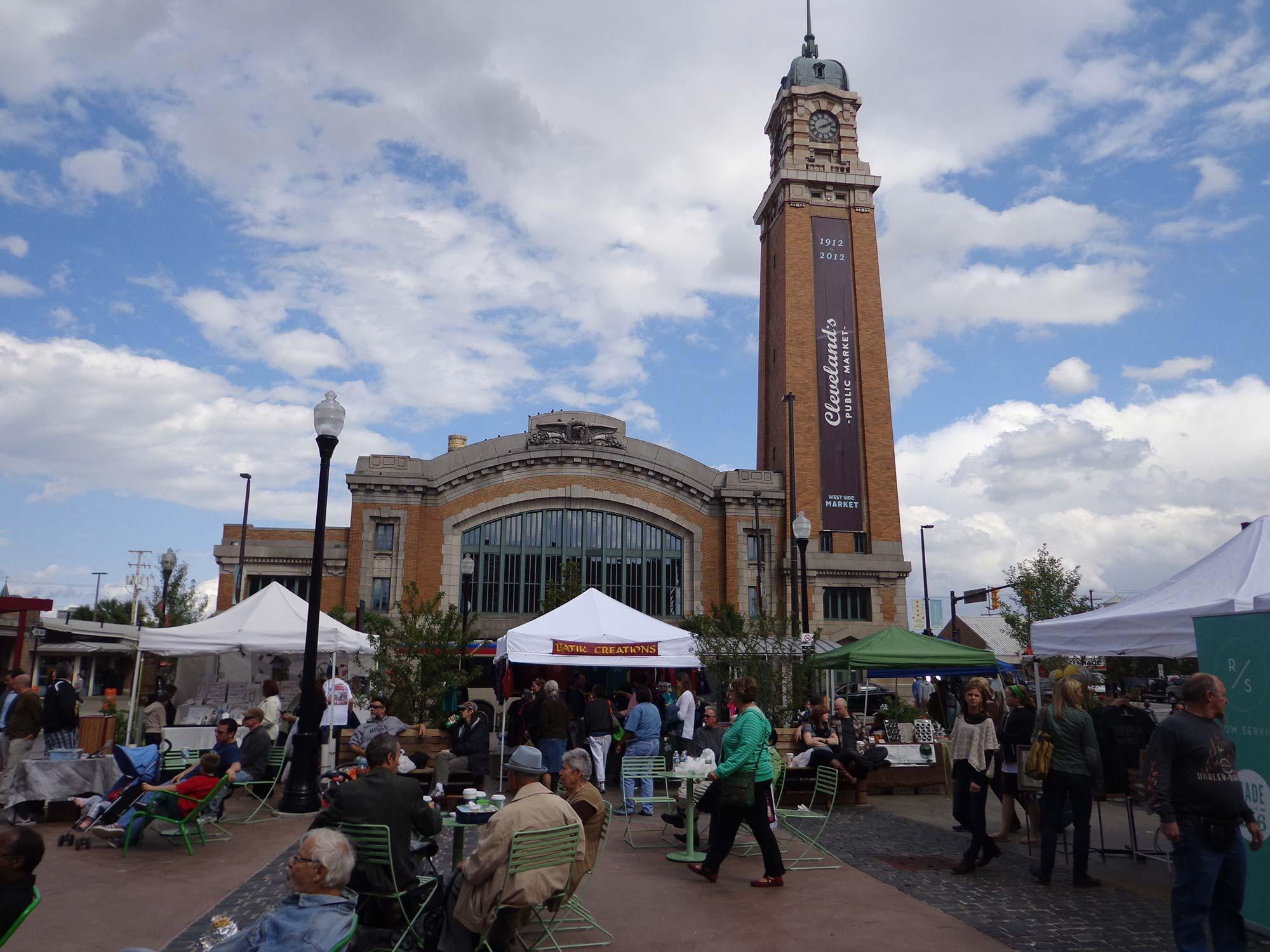 West Side Market and Market District