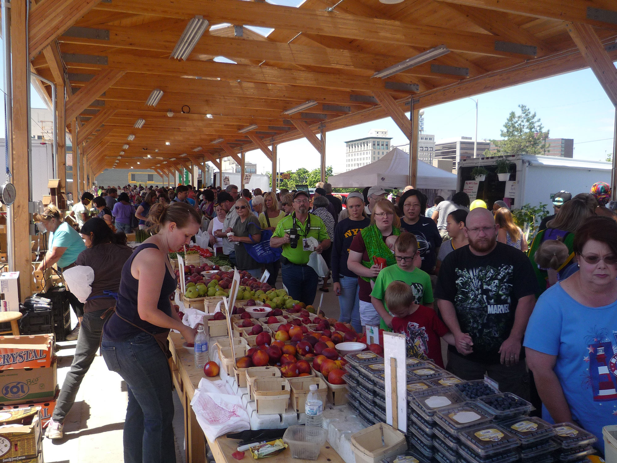Flint Farmers' Market Relocation