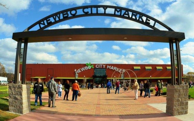 NewBo City Market Feasibility Study