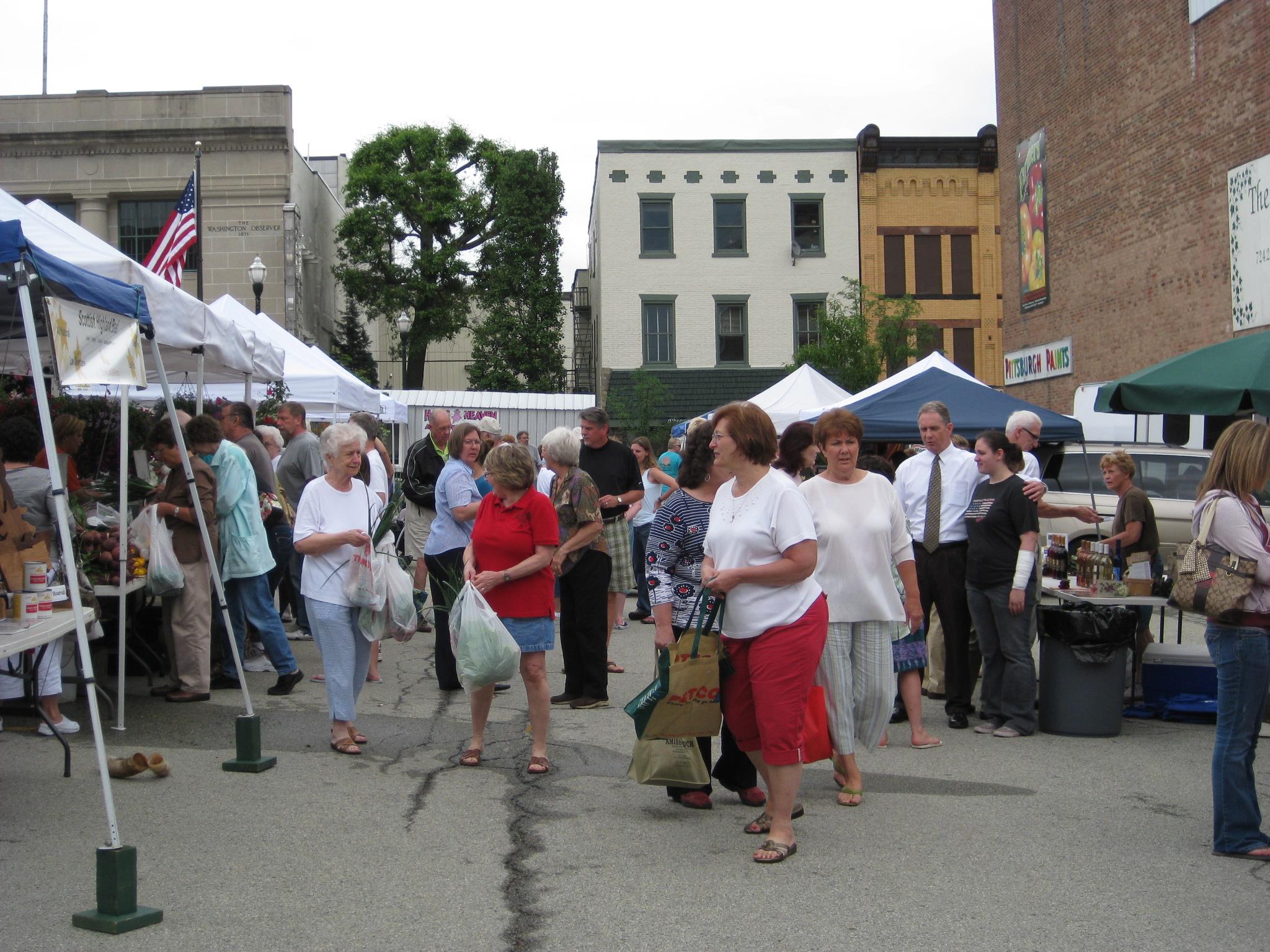 The Main Street Farmers Market