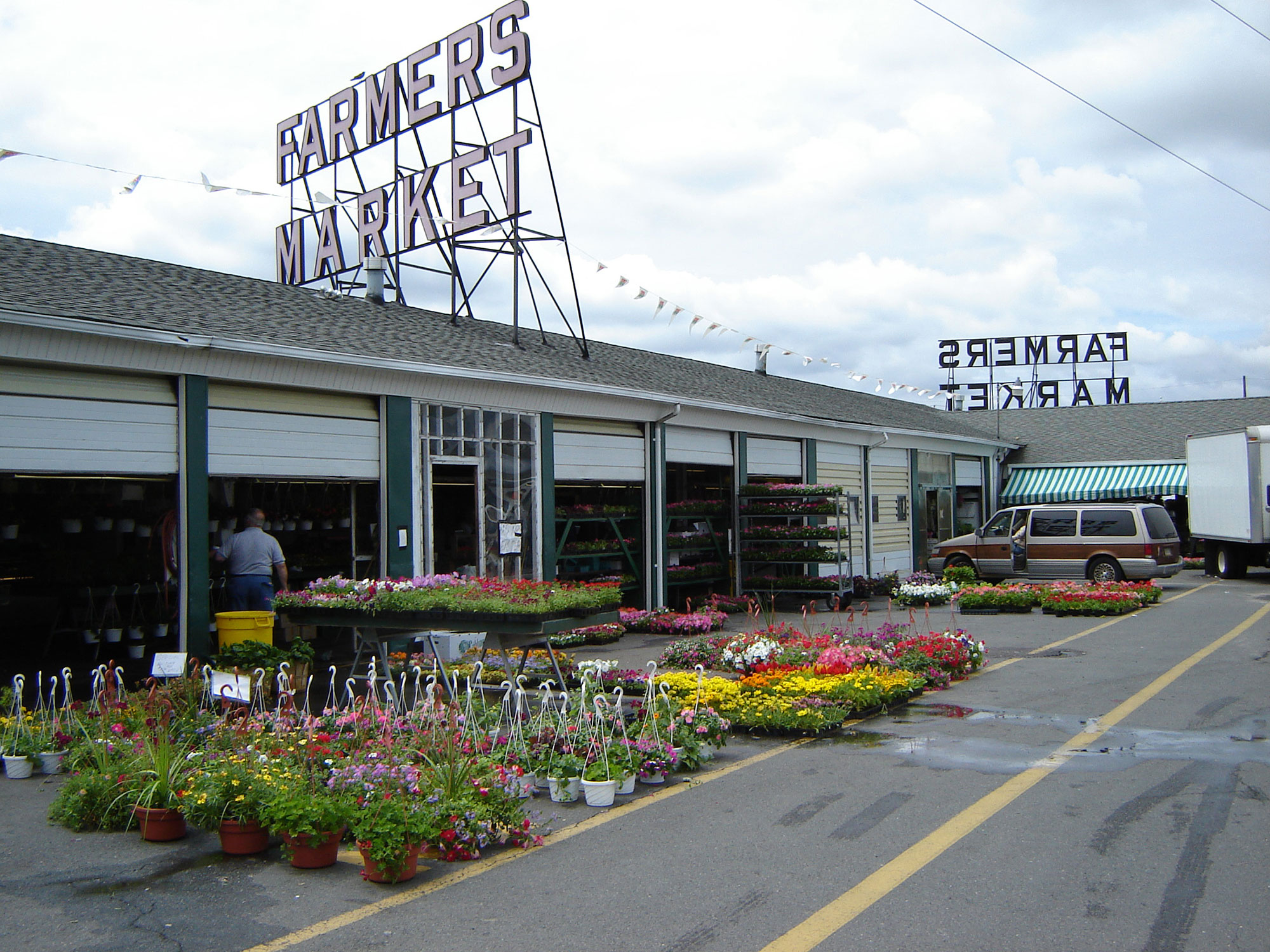 Revitalizing the Trenton Farmers Market