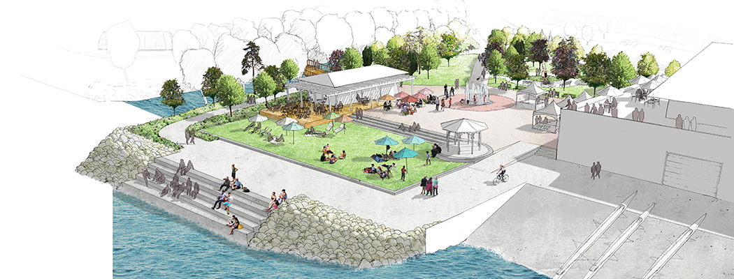 Placemaking at the Middletown Riverfront